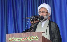 خداوند رعب نیروهای مسلح ما را در دل دشمنان انداخته و آنان جرات حمله به ایران اسلامی را ندارند
