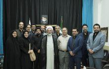 دیدار جمعی از جوانان حامی دولت با نماینده ولی فقیه در گیلان