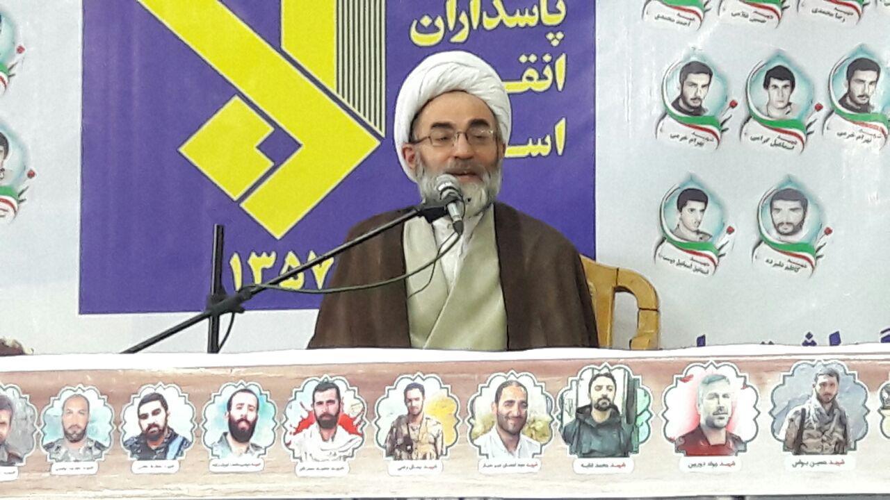 ملت ایران تصمیم گرفته سختی ها را تحمل کند اما حقارت و ذلت را نپذیرد