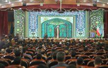 افتتاحیه ۲۳مین جشنواره ملی قرآن و عترت با حضور و سخنرانی آیت الله فلاحتی+ تصاویر