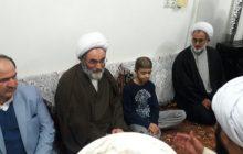 حضور امام جمعه رشت در منزل 3 خانواده محروم و بیبضاعت روستای سیاه اسطلخ+ تصاویر