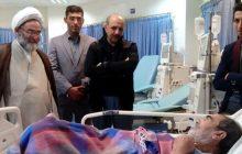 حضور سرزده آیت الله فلاحتی در بیمارستان رازی و بازدید از بخش دیالیز+ تصاویر