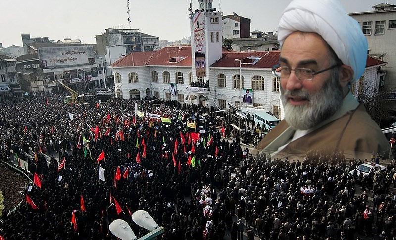 بیانیه نماینده ولیفقیه در استان گیلان به مناسبت فرا رسیدن یوم الله 8 و 9دی