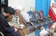 ملاقات عمومی آیت الله فلاحتی با طلاب و روحانیون گیلان برگزار شد+ تصاویر