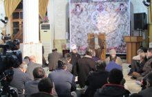 شهادت گردنه عبور برای رسیدن به آخرت است/ امنیت و آرامش موجود در جامعه دستاورد جهاد شهداست/ شهدا به مقام وصل به خداوند رسیدند