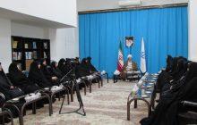 حجاب و متانت زن مسلمان ایرانی در دنیا الگو شده است/ از بانوان حوزه های علمیه در عرصه های اجتماعی استفاده کنید/ بهانه ها برای جلوگیری از فرزندآوری قابل قبول نیست