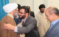 دیدار عیدانه اقشار مختلف مردم و مسئولان گیلان با آیت الله فلاحتی+ تصاویر