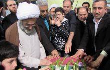 مراسم وداع با 2 شهید گمنام در رشت برگزار شد+ تصاویر