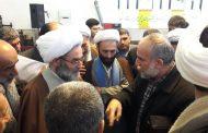 گزارش تصویری/ دیدار مردم سیاهکل با آیت الله فلاحتی در مسجد جامع