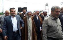 حضور آیت الله فلاحتی در راهپیمایی حمایت مردم گیلان از اقدام شورای عالی امنیت ملی+ تصاویر