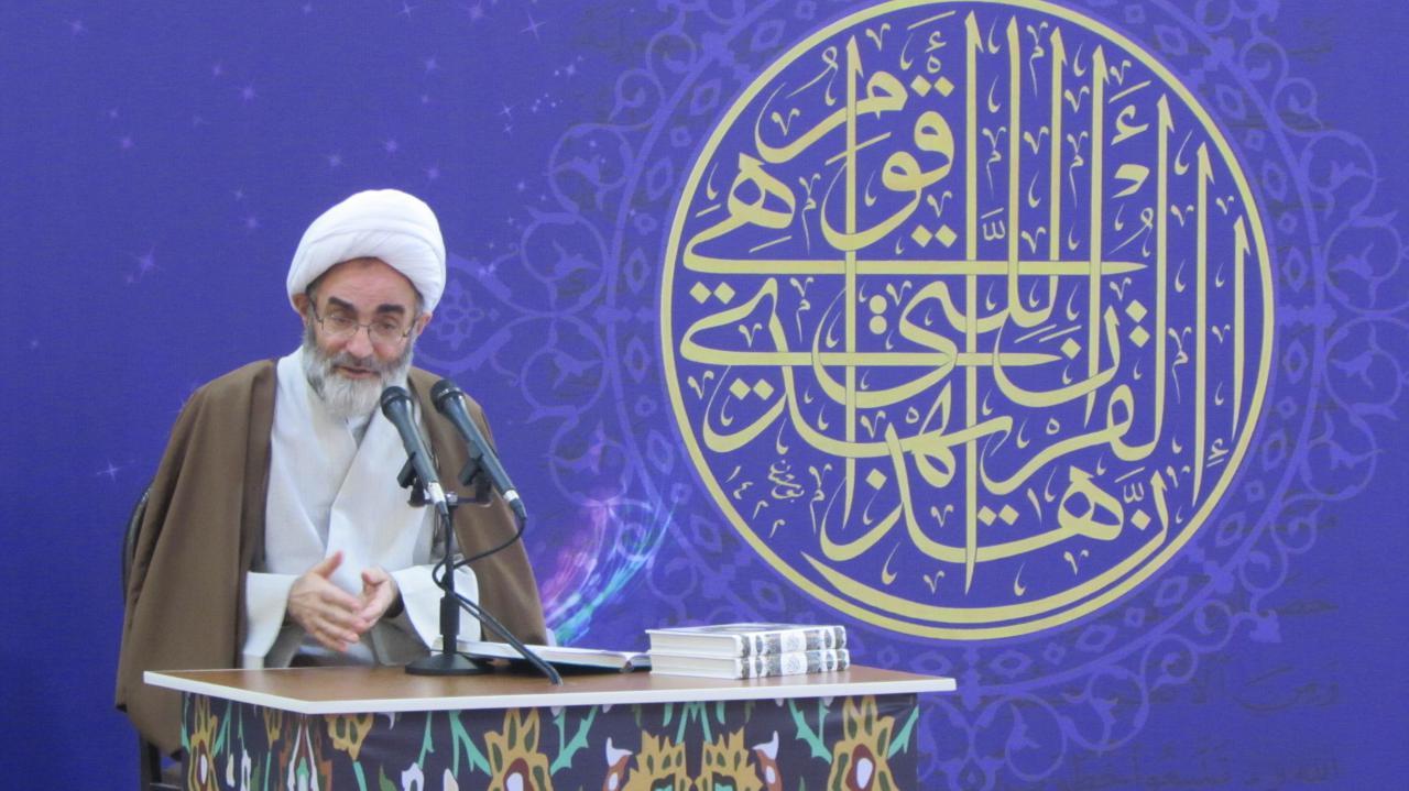 هیچکس به غیر از گمراهان از رحمت خدا مایوس نمی شود/ بشارت و انذار دو نکته تربیتی قرآن است