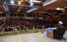 گزارش تصویری/ اجتماع بزرگ و پرشکوه