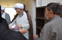 دیدار مردمی آیت الله فلاحتی و اعضای دفتر نماینده ولی فقیه در گیلان+ تصاویر