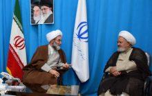 دیدار رئیس دفتر عقیدتی سیاسی فرماندهی معظم کل قوا با آیت الله فلاحتی+ تصاویر