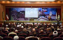 انقلاب اسلامی پرتوی از نهضت حسینی(ع)/ دشمن به شدت دنبال ورود موهومات به هیات های مذهبی است/ اجتماع عظیم تاسوعا و عاشورا در شهرهای گیلان برگزار شود