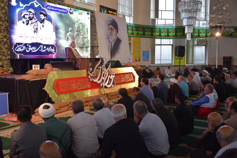 فرهنگ جهاد و شهادت عزت را برای ملت ایران به ارمغان آورد/ هیچ فضیلتی مانند شهادت نیست/ روحانیت خود را فدای دین کرد تا اسلام باقی بماند