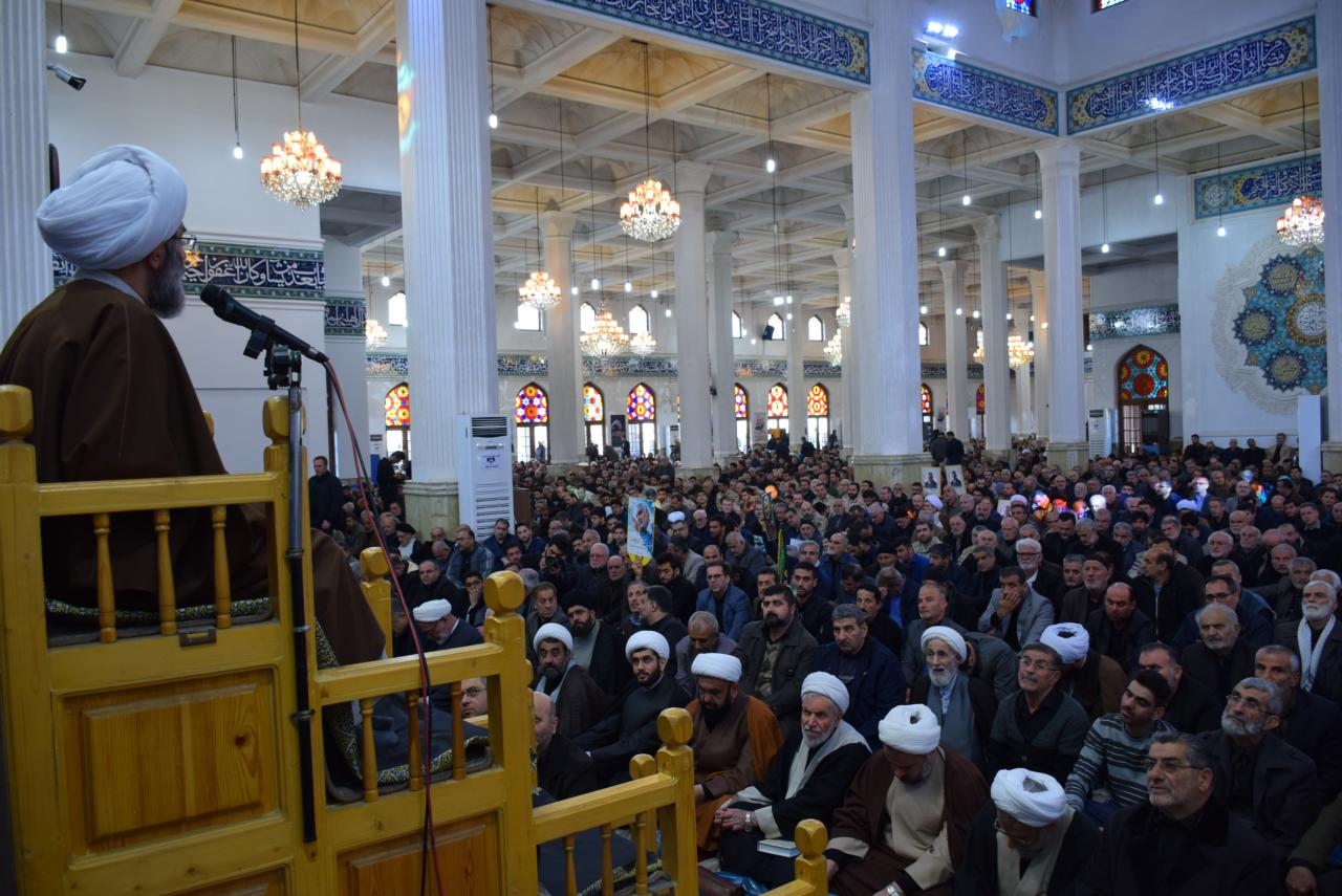 مراسم بزرگداشت سردار شهید قاسم سلیمانی در رشت+ گزارش تصویری