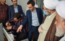 بازدید نماینده ولی فقیه در گیلان از شرکت تولید دستگاه ضدعفونی کننده هوا با قابلیت از بین بردن ویروس کرونا در رودسر+ تصاویر