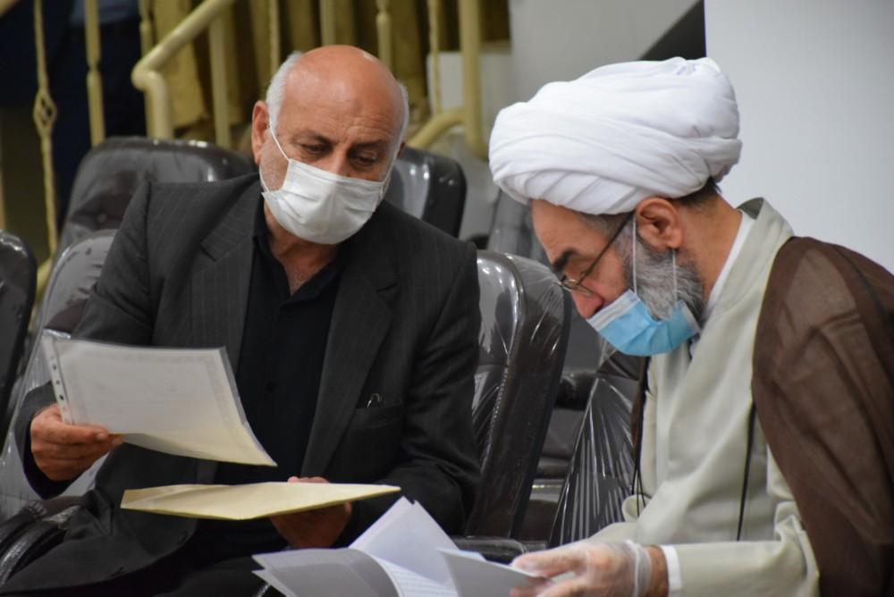 ملاقات مردمی نماینده ولی فقیه در گیلان با رعایت پروتکل های بهداشتی برگزار شد/ سه شنبه ۳۱ تیر + تصاویر