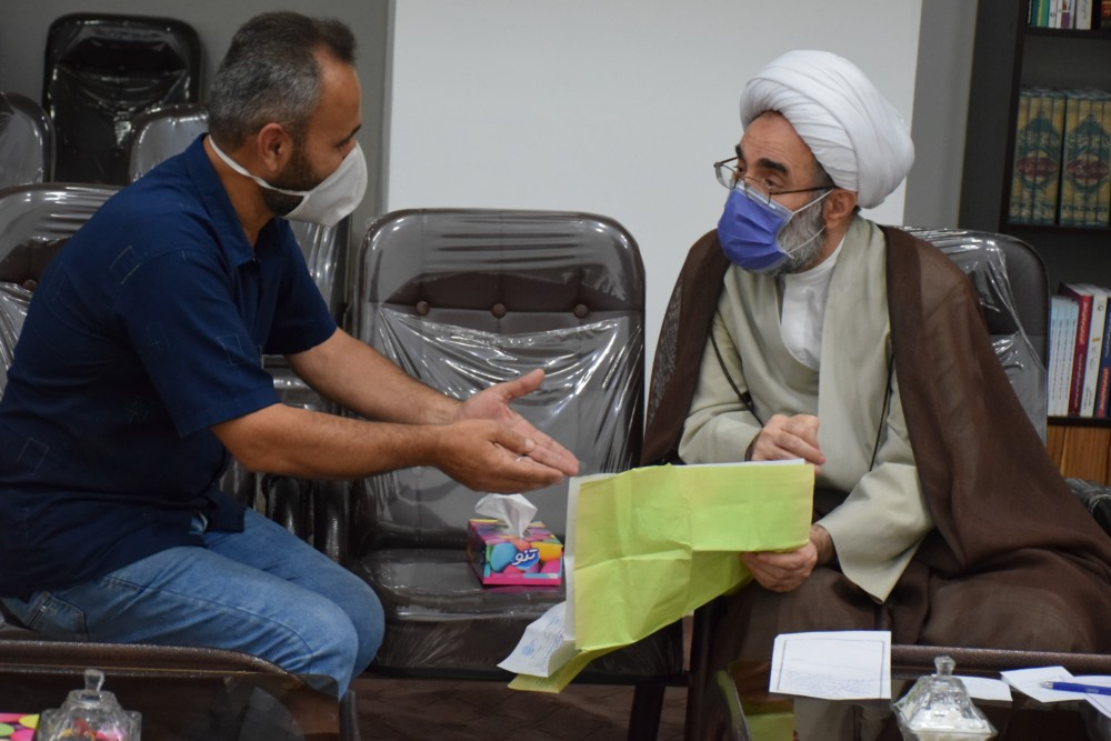 ملاقات مردمی نماینده ولی فقیه در گیلان برگزار شد/ سه شنبه ۷ مرداد + تصاویر