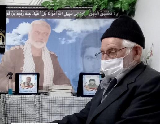 پیام تسلیت نماینده ولی فقیه در گیلان درپی ارتحال ابوالشهدا