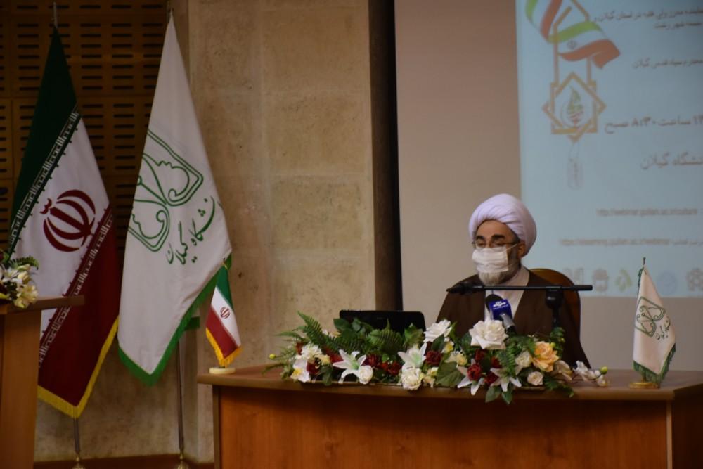 ایران در سایه جنگ 8 ساله توانست به تقویت استعدادهای درونی خود بپردازد/ تشکیل گروه های جهادی از دستاوردهای دفاع مقدس است/ ملت ایران در سایه جنگ 8 ساله آموخت که استقامت قابل حفظ کردن و صادر کردن است