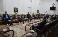 دیدار عیدانه جمعی از مسئولان استان با نماینده ولی فقیه در گیلان