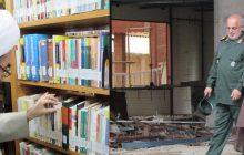 بازدید نماینده ولی فقیه در گیلان از کتابخانه خاتم الانبیا(ص) و پروژه بزرگ کتابخانه مرکزی رشت + گزارش تصویری