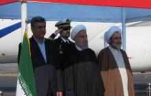 استقبال آیت الله فلاحتی از رئیس جمهور در فرودگاه رشت+ تصاویر