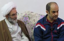 حضور آیت الله فلاحتی در منزل 3 جانباز گرانقدر استان و دیدار با خانواده های معظم ایشان+ تصاویر