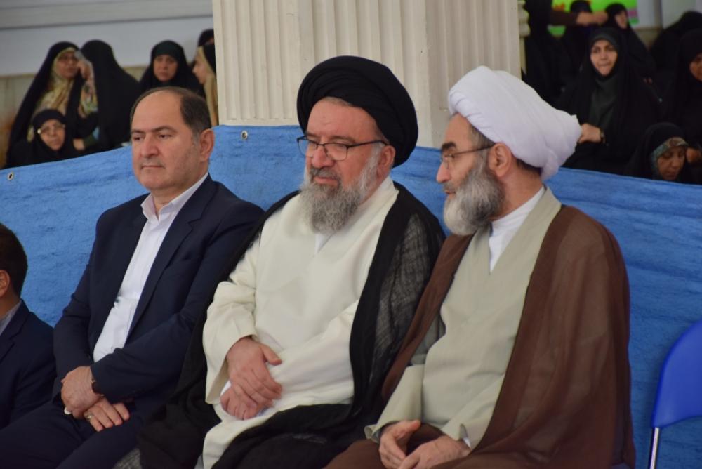 اجتماع طلایه داران امر به معروف و نهی از منکر در مصلی رشت+ گزارش تصویری