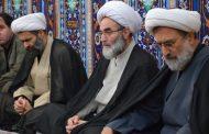 مراسم سوگواری عصر روز عاشورا در مصلی رشت+ گزارش تصویری