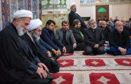 مراسم سوگواری شهادت حضرت امام سجاد(ع) در مصلی رشت+ گزارش تصویری