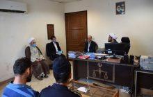 بازدید سرزده نماینده ولی فقیه در گیلان از دادسرای عمومی و انقلاب شهرستان رشت + گزارش تصویری