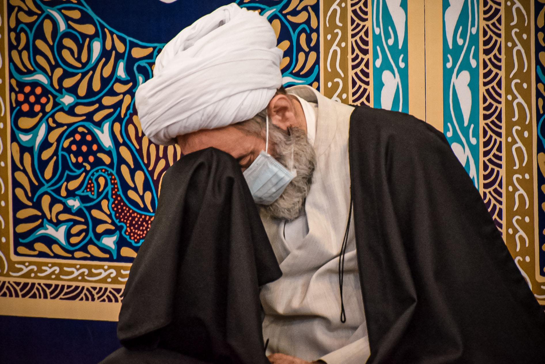 مراسم اربعین اباعبدالله الحسین علیه السلام با حضور نماینده ولی فقیه در گیلان برگزار شد + تصاویر